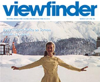 Viewfinder Magazine