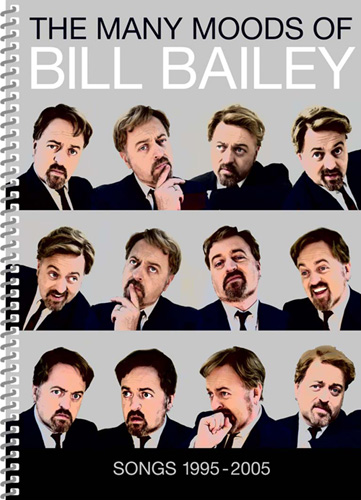 The Many Moods of Bill Bailey