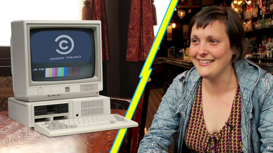 Computer Demands Answers: Josie Long