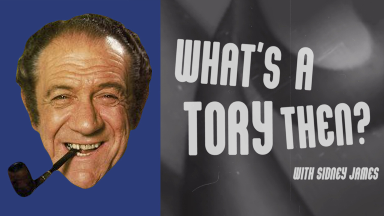 Sid James documentary